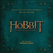 Howard Shore (Composer): Hobbit: Battle of the Five Armies [Original Score] [Special Edition] [12/16]