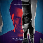 Junkie XL/Hans Zimmer (Composer): Batman v Superman: Dawn of Justice [Original Motion Picture Soundtrack] [Deluxe Version] [Digipak]