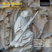W.A. Mozart: Bassoon Quartets - Arranged by Mordechai Rechtman