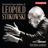 Orchestral Transcriptions by Leopold Stokowski of works by Bach, Byrd, Jeremiah Clarke, Buxtehude, Chopin, Purcell, Mozart, Frank, Shostakovich, Mussorgsky, Sousa / Patrick Addinall, trumpet. Cynthia Millar, ondes martenot