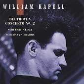 William Kapell Edition Vol 5 - Beethoven, Schubert, et al
