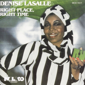 Denise LaSalle: Right Place, Right Time