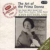 The Art of the Prima Donna / Joan Sutherland