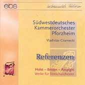 Referenzen - Holst, Britten, Respighi / Czarnecki, et al