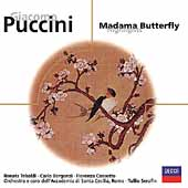 Eloquence - Puccini: Madama Butterfly (Highlights) / Serafin