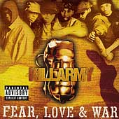 Killarmy: Fear, Love & War [PA] *