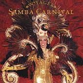 Various Artists: Voyager Series: Samba Serenade