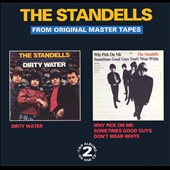 The Standells: Dirty Water/Why Pick on Me