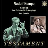 Strauss: Don Quixote, Til Eulenspiegel / Rudolf Kempe