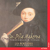 In Stilo Moderno - Frescobaldi, Vivaldi, et al /Les Bor&#233;ades