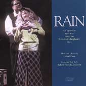 Richard Owen Sr.: Rain / Richard Owen Jr., Camerata New York