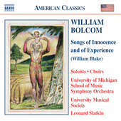 American Classics-Bolcom: Songs of Innocence and Experience
