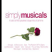 Various Artists: Simply Musicals [Box Set]