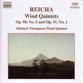 Reicha: Wind Quintets / Michael Thompson Quintet