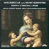 Magnificat and Nunc Dimittis Vol 12 / Ripon Cathedral Choir