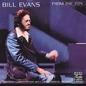 Bill Evans (Piano): From the 70's [CD Version]