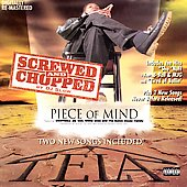 Tela: Piece of Mind [Chopped & Screwed] [Edited] [PA] [Remaster]