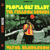 The Freedom Sounds: People Get Ready [Remaster]
