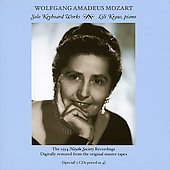 Mozart: Solo Keyboard Works / Lili Kraus