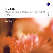 Scarlatti: Missa Ad Usum Cappellae Pontificiae, Six Motets