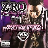 Z-Ro: I'm Still Living [Chopped & Screwed] [PA]