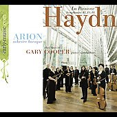 Haydn: Symphonies 41, 44 & 49 / Cooper, Arion