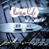 Beegie Adair/David Davidson (Violin): Parisian Caf&#233;