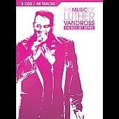 Luther Vandross: The Music of Luther Vandross [Box]