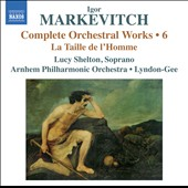 Igor Markevitch, Vol. 6: Complete Orchestral Works