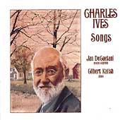 Ives: Songs / Jan DeGaetani, Gilbert Kalish