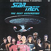 Dennis McCarthy: Star Trek: The Next Generation [Original TV Soundtrack]