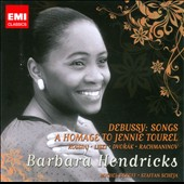 Debussy: Songs; A Hommage to Jenny Tourel / Hendricks