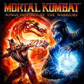 Various Artists: Mortal Kombat: Songs Inspired by the Warriors