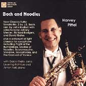 Bach and Noodles / Harvey Pittel