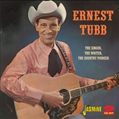Ernest Tubb: The Singer, the Writer, the Country Pioneer