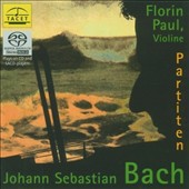 Bach: Partiten for Solo Violin