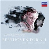 Beethoven for All: The Piano Concertos / Daniel Barenboim