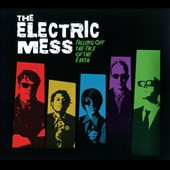 The Electric Mess: Falling Off the Face of the Earth [Digipak]