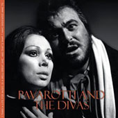 Pavarotti & The Divas / Verdi, Donizetti, Mozart, Bellini / Scoto, Freni, Janowitz, Caballe, Cossotto
