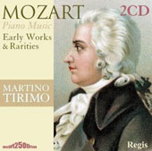 Mozart: Early Works; Rarities