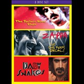 Frank Zappa: Baby Snakes/The Dub Room Special/The Torture Never Stops