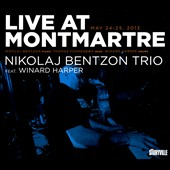 Nikolaj Bentzon Trio: At Montmarte [Digipak]