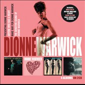 Dionne Warwick: Presenting Dionne Warwick/Anyone Who Had a Heart/Make Way for Dionne Warwick/The Sensitive Sound of Dionne Warwick *