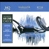 Various Artists: Reso: Reference Soundcheck [Digipak]