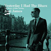 José James: Yesterday I Had the Blues: The Music of Billie Holiday [3/31]