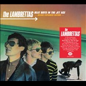 The Lambrettas: Beat Boys in the Jet Age [Deluxe Expanded Edition] [Digipak]