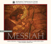 Handel: Messiah [Includes Bonus DVD] / Sonya Yoncheva, soprano; Tamara Mumford, mezzo-soprano; Rolando Villazon, tenor; Bryn Terfel, bass; Mormon Tabernacle Choir, Orch. at Temple Square, Mack Wilberg