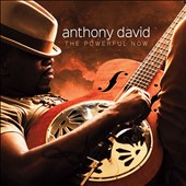 Anthony David: The Powerful Now [Slipcase] [8/26] *