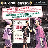 Pops Stoppers - Jalousie, etc / Fiedler, Boston Pops