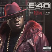E-40 (Rap): The  D-Boy Diary: Book 1 [PA] [Digipak]